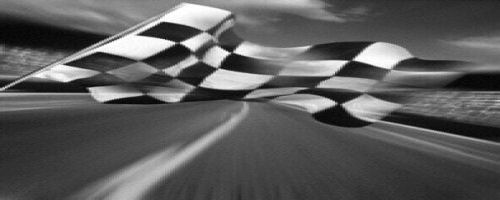 Checkerd Flag